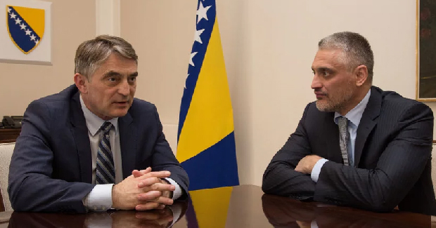 Rezultat slika za Čedomir Jovanović objasnio zašto je prihvatio ponudu Željka Komšića