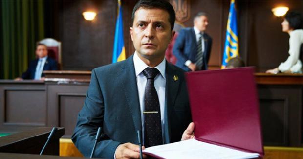 KOMEDIJAŠ POTENCIJALNI ŠEF DRŽAVE: Zelenskij će raspisati prijevremene parlamentarne izbore ukoliko ga Ukrajinci u nedjelju izaberu za predsjednika