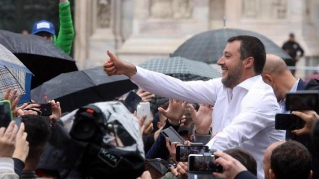'SALVINIJEVA ALIJANSA': U Milanu danas održan skup nacionalističkih partija iz cijele Evrope